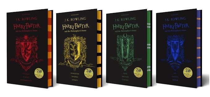 Kitap Yorumu: Harry Potter ve Felsefe Taşı   J.K. Rowling