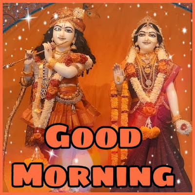 100 PLUS GOOD MORNING RADHE KRISHNA IMAGES WALLPAPER FREE DOWNLOAD