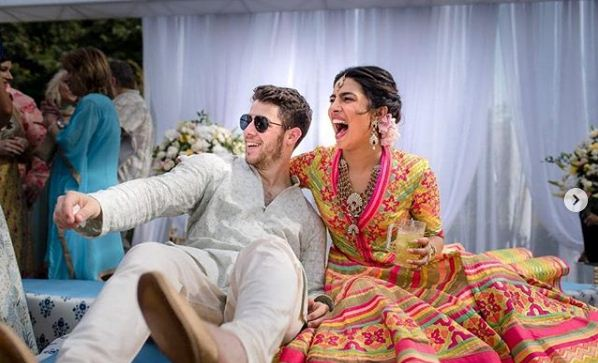 Today is Priyanka Chopra And Nick Jonas Wedding Day