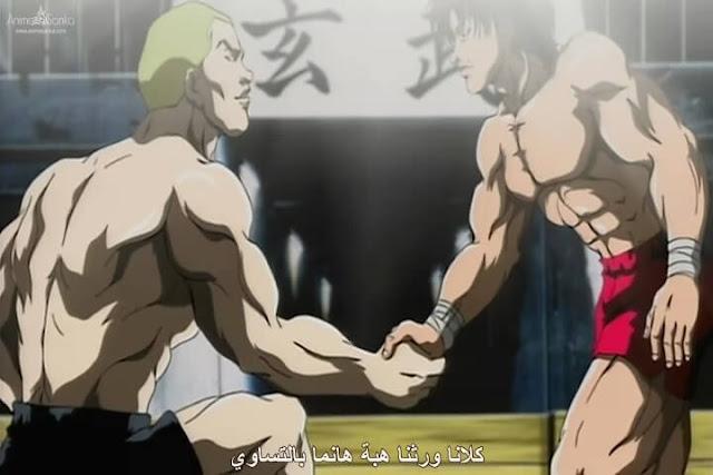 جميع حلقات انمى Grappler Baki Season 2 720p مترجم أونلاين كامل تحميل و مشاهدة