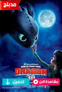 مشاهدة وتحميل فيلم كيف تروض تنينك How to Train Your Dragon 2010 مدبلج للعربية