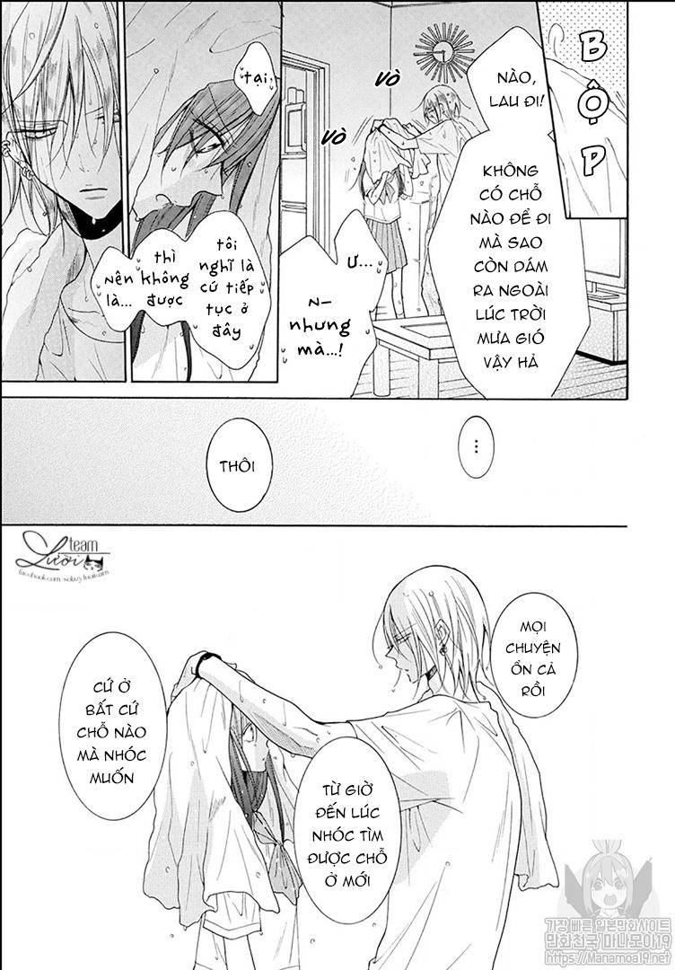 Noraneko to Ookami chap 2 - Trang 35