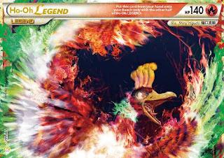 Ho-Oh Legend