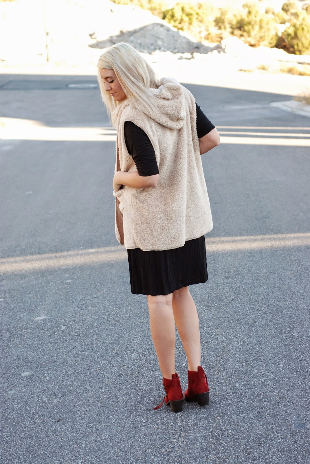 Simple Fall Outfit Featuring Lucy Amp Lyla The Red Closet