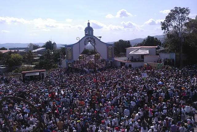 Procesión 163 de la Divina Pastora: Segunda peregrinación más grande de Latinoamérica #14Ene