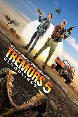 Tremors 5: Bloodline [2015] [DVD9] [NTSC] [Latino]