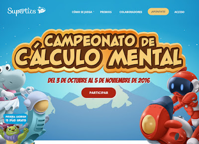 CAMPEONATO CÁLCULO MENTAL