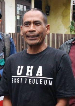 Mang Uha Jadi 'Manusia Gorong-Gorong' untuk yang Mau Sholat