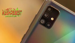 الكاميرات galaxy a51 review