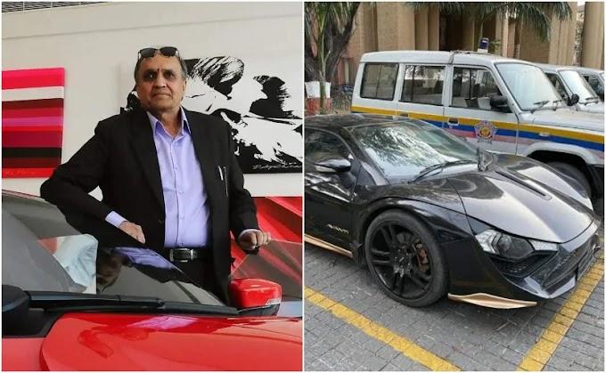 समझाया: दिलीप छाबड़िया कौन है और मुंबई पुलिस ने उसे क्यों गिरफ्तार किया?