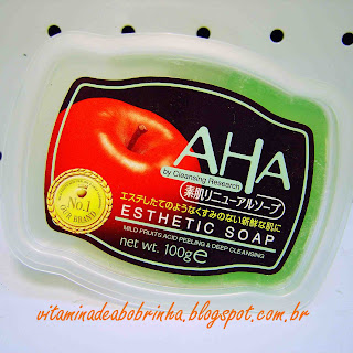 AHA Esthetic Soap by Cleansing Research