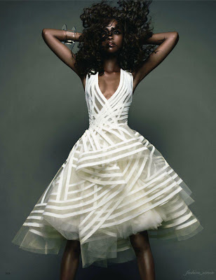 Vogue Japan Nyasha Matohonze Fashion