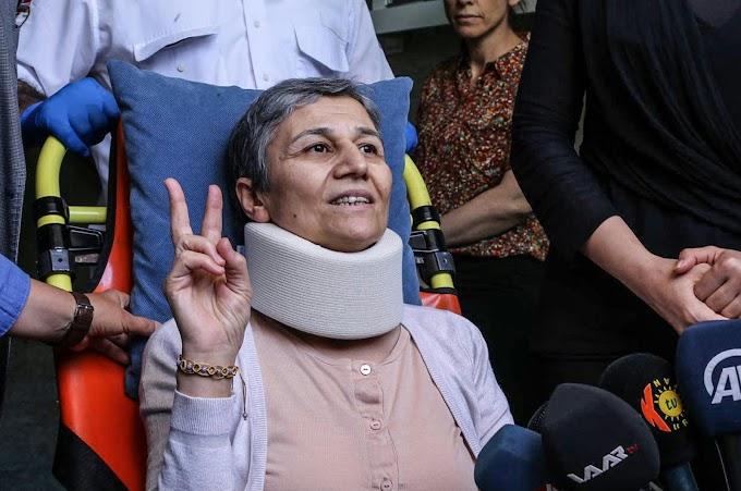 Terrorizmus miatt hosszú börtönévekre ítéltek Törökországban egy volt kurdbarát képviselőnőt