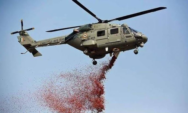 West Bengal Govt Rejects The Air Force Request To Shower Flowers Over Two Kolkata's Hospitals