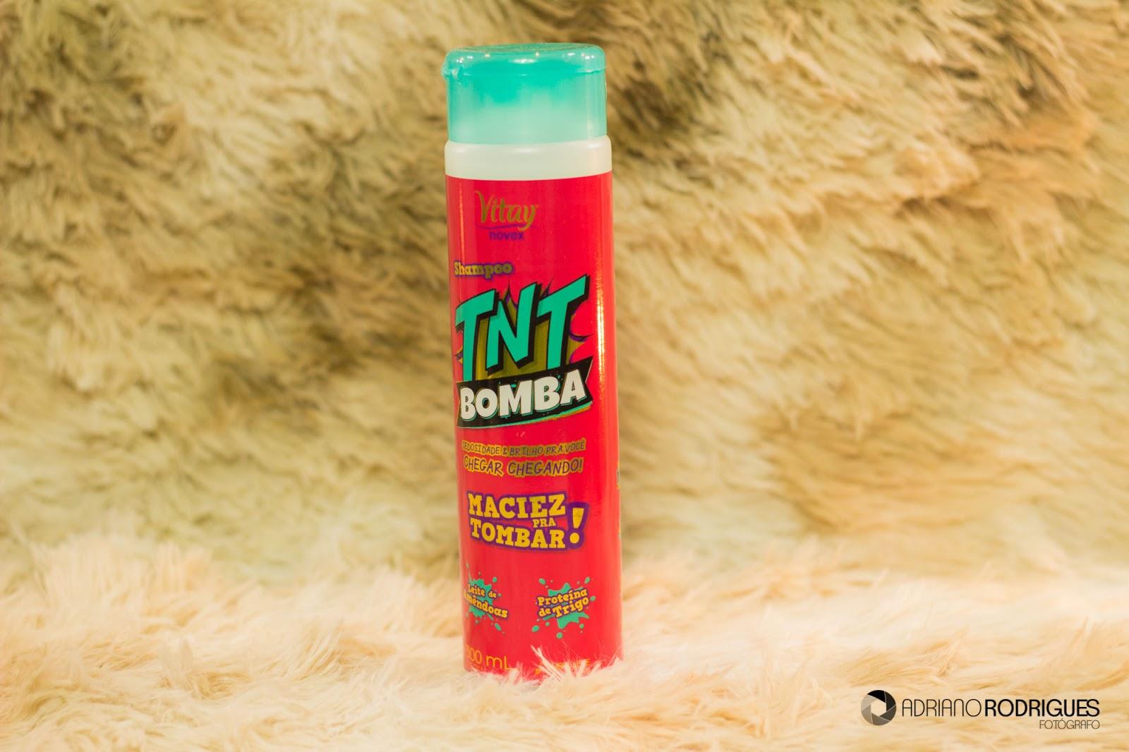 Shampoo TNT Bomba – Embelleze