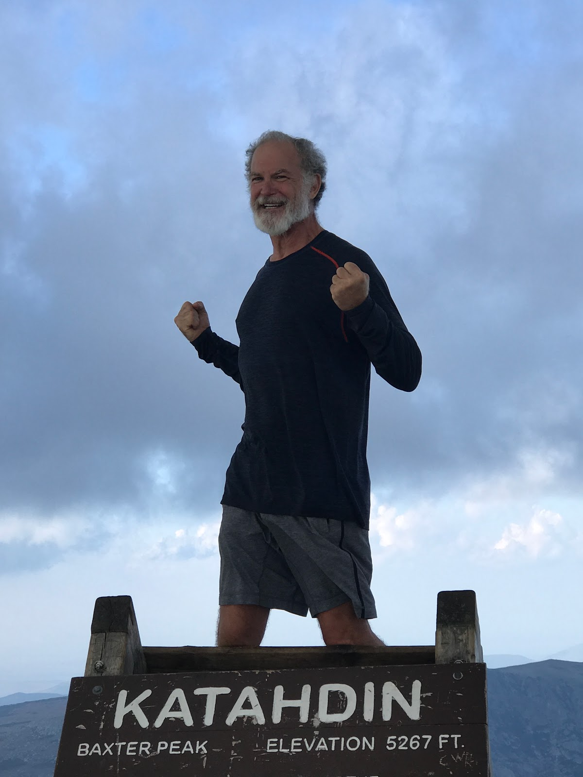 Byron Van Buren Appalachian Trail Thru-Hike 2017