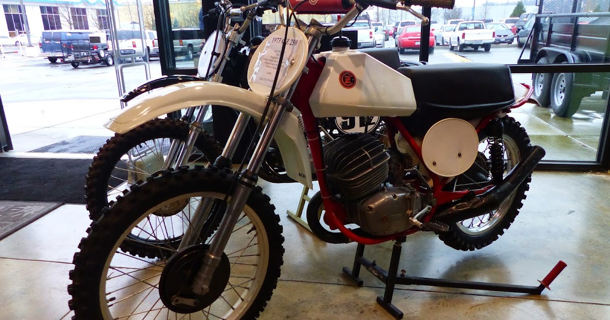 OldMotoDude: 1973 CZ 250 for sale for $2,600 at the 2015 ...