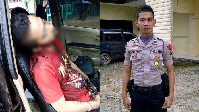 Tragis! Anggota Polisi Tewas Dalam Mobil, Diduga Bunuh Diri