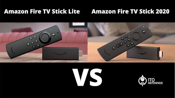 Fire TV Stick Lite vs Fire TV Stick