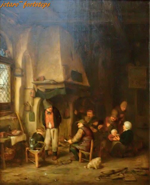 Footsteps - Jotaro' Travels Art Rijksmuseum