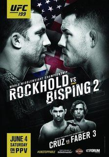 UFC 199 - Rockhold vs. Bisping II