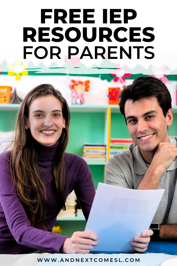 Looking for IEP resources for parents? Try these free IEP binder printables and put together your own toolkit.