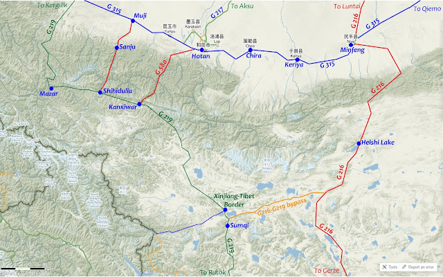 Beware, India! China's Most Strategic Road
