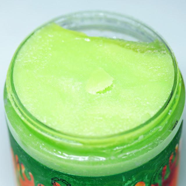 KBShimmer Citrus Cooler Sugar Scrub