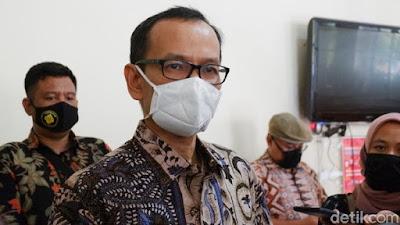 Plt Dirjen Dikti Kemendikbud Nizam 169 Prof.  Sudadio membantah pemalsuan izin kampus - Catut Nadiem, Ini Kata Kemdikbud