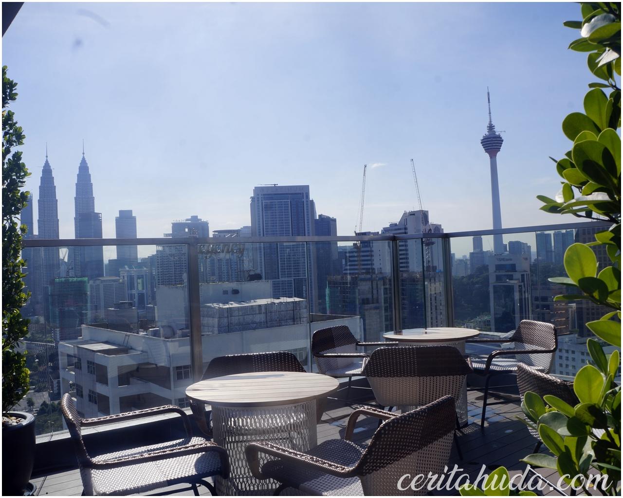 Staycation Pertama 2019 Di Hilton Garden Inn Kl Cerita Huda By Huda Halid