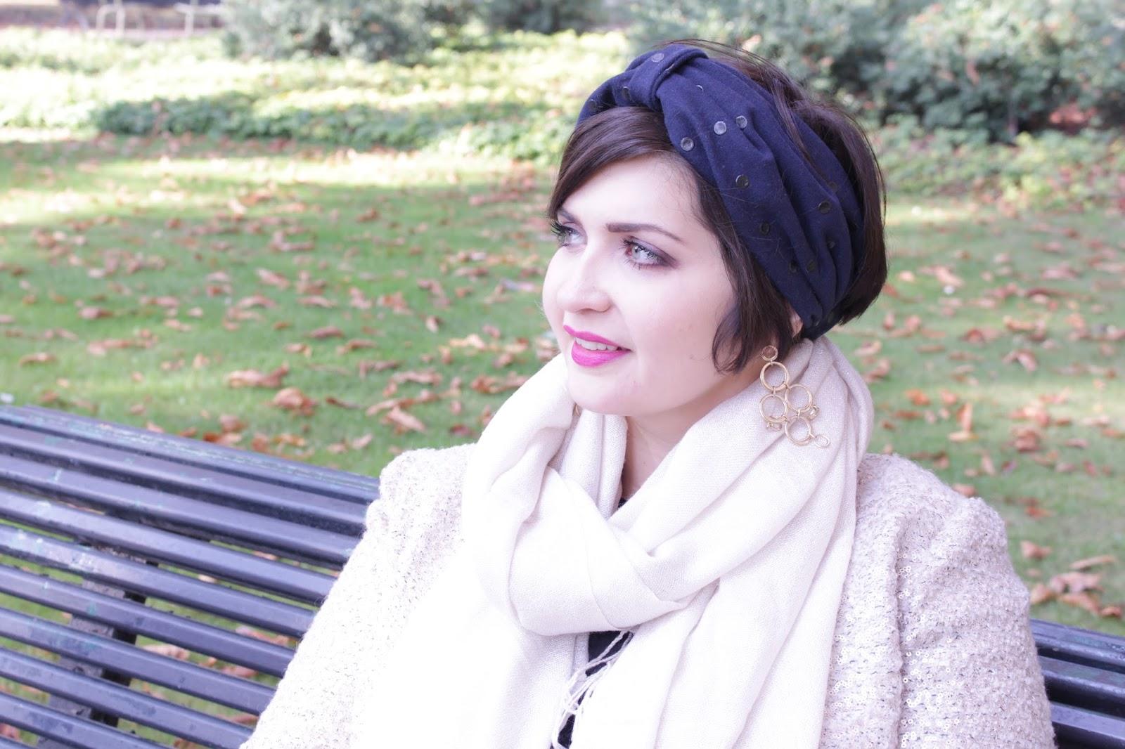 comment porter un headband sur cheveux courts marshmallowor l d. Black Bedroom Furniture Sets. Home Design Ideas