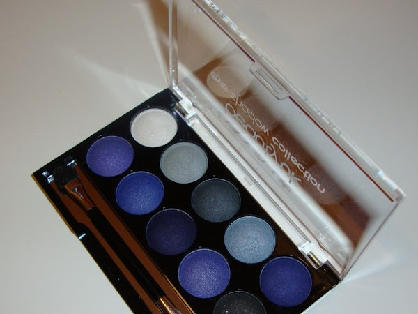 MAKE UP: Beauty UK Palette in Twilight