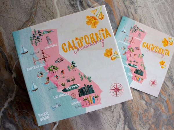 Pink Box Juni California Dreaming 2021