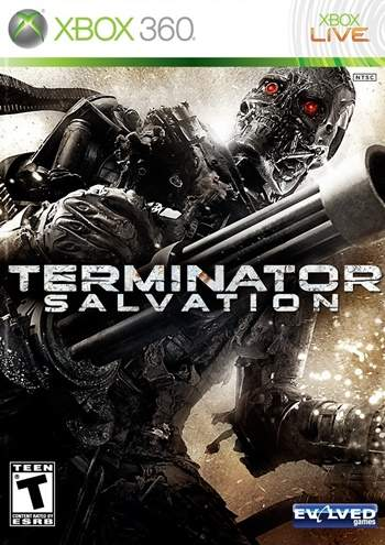 Terminator Salvation XBOX 360 Descargar Full Español