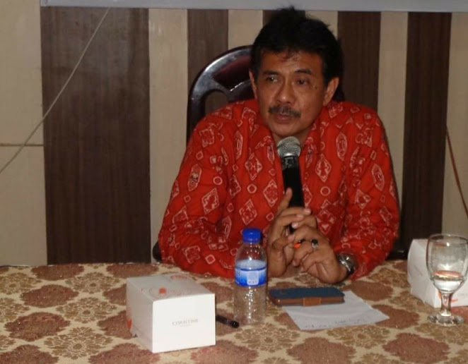 Navarin Karim pengamat politik jambi