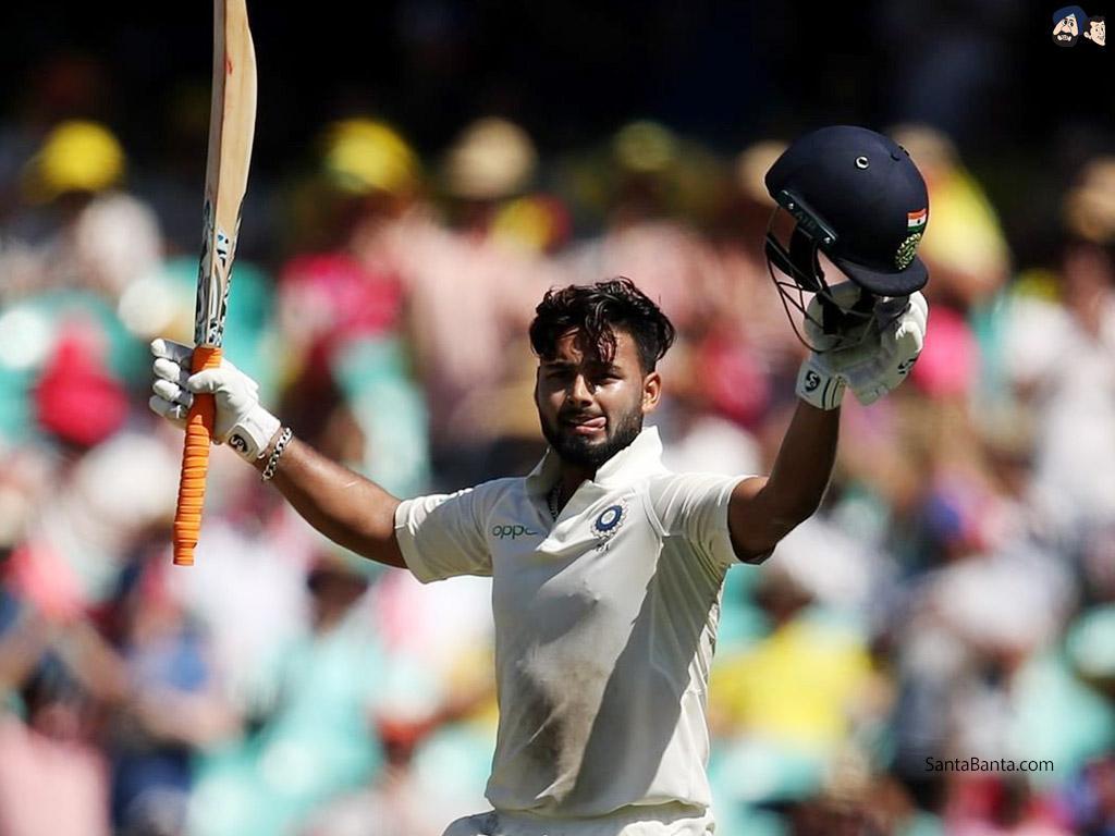 Rishabh Pant in Test Cricket