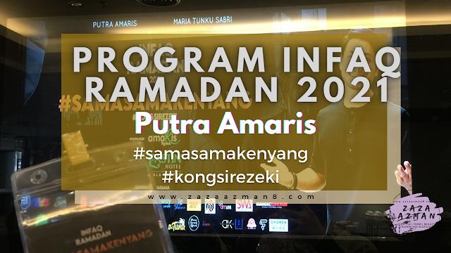 Program Infaq Ramadan 2021 Putra Amaris