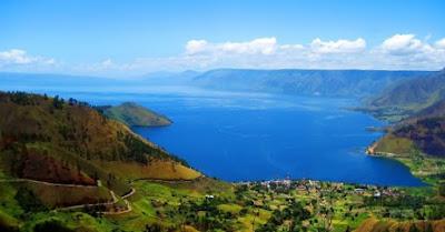 Danau Toba dan Pulau Samosir