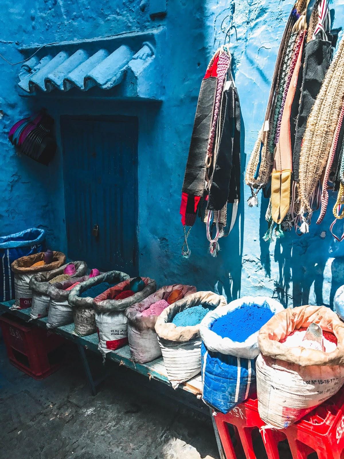 Chefchaouen Morocco Medina