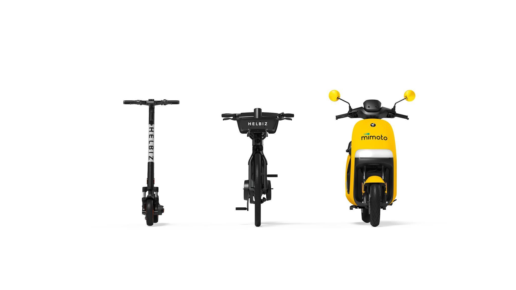 Helbiz acquires MiMoto to enhance micro-mobility vehicle fleet across Italy