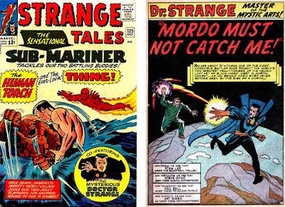 Strange Tales 125 montage