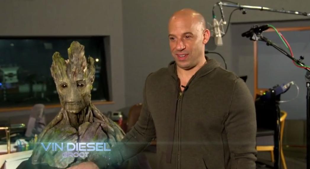 Vin Diesel Groot