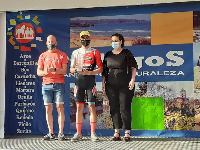 El Tenerife BikePoint Pizzería Española logró el cuarto puesto por equipos en Momparler y el pódium en Renedo