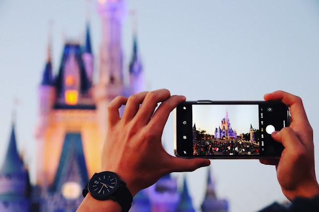 Childless millennials at Disney