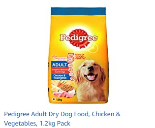 Top 15 cheapest online dog food buy in india