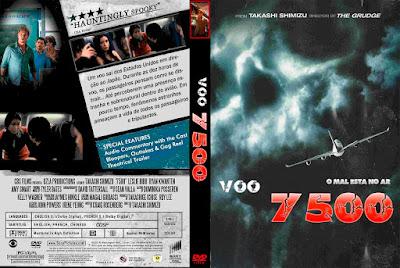 Filme Voo 7500 (Flight 7500) DVD Capa