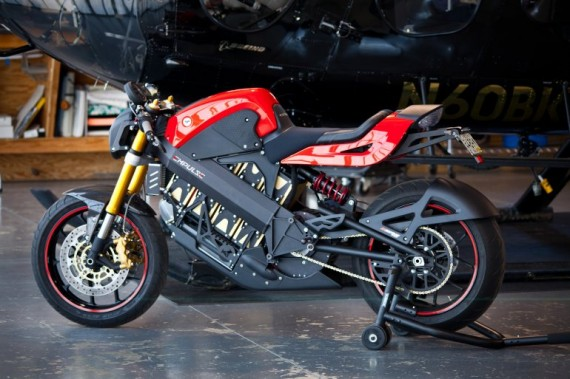 5 Reasons To Get An Electric Motorcycle Today