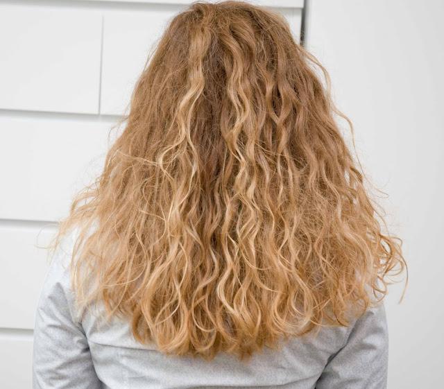 Brylantyna do włosów kręconych, efekty opis, producent Joanna