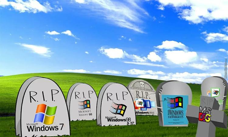 Windows 7 berakhir di 14 Januari 2020