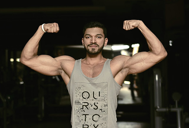 Como ter biceps e triceps grandes